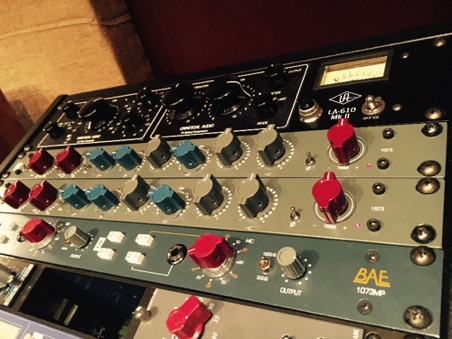 Adding preamps